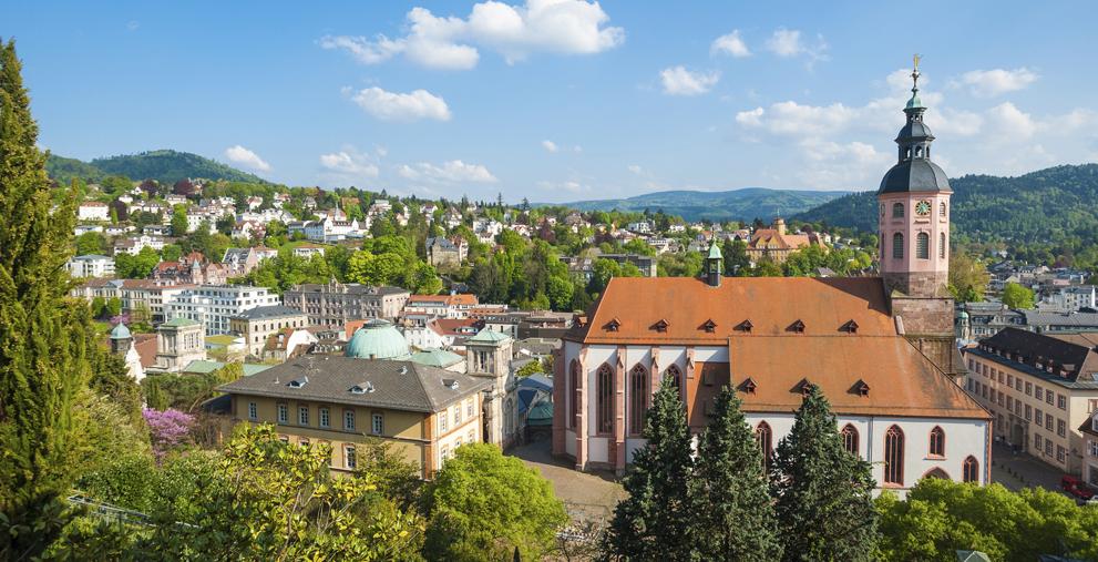 Hält vorerst an ihrer coronabedingten Haushaltssperre fest: die Stadt Baden-Baden.