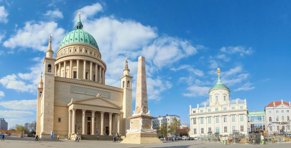 Die Brandenburger Landesregierung in Potsdam will einen Rettungsschirm für Kommunen erarbeiten.
