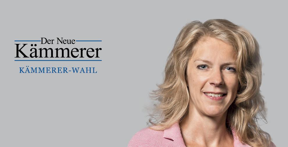 Die Lüner Kämmerin, Bettina Brennenstuhl, hat sich an der Kämmerer-Wahl beteiligt.
