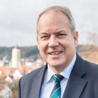 Christoph Heneka, Finanzdezernent des Zollernalbkreises