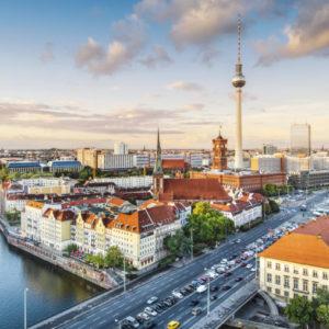 Berlin ist die deutsche Metropole mit den besten Zukunftsaussichten. Ausruhen kann sich die Hauptstadt aber nicht.