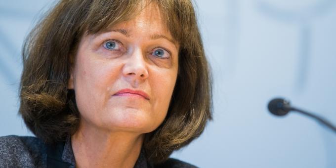 Vor dem Treffen von Angela Merkel mit den Ministerpräsidenten fordert Städtetagspräsidentin Eva Lohse weitere Entlastungen der Kommunen.