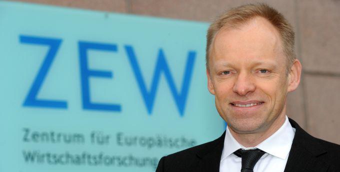Clemens Fuest, Präsident des Zentrum für europäische Wirtschaftsforschung (ZEW)