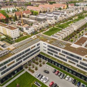 Mit ihrem ersten Schuldschein sammelt die Mannheimer Wohnungsbaugesellschaft 100 Millionen Euro ein.