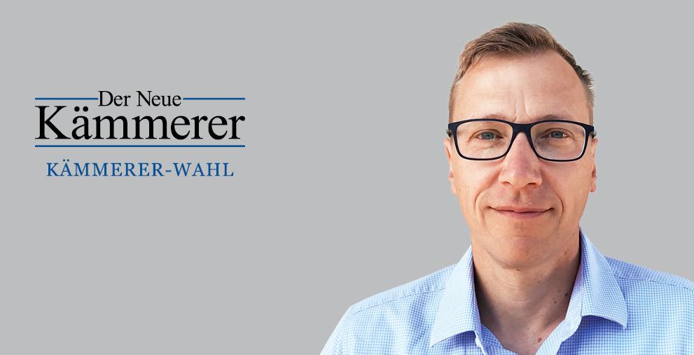 Rathenows Kämmerer, Alexander Goldmann, hat sich an der Kämmerer-Wahl beteiligt.