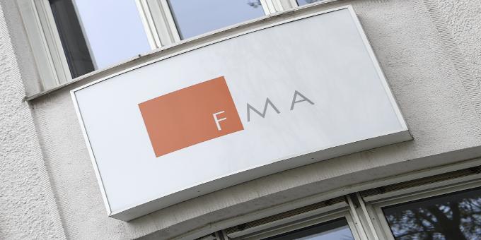 Der Hauptsitz der Finanzmarktaufsicht (FMA) in Wien