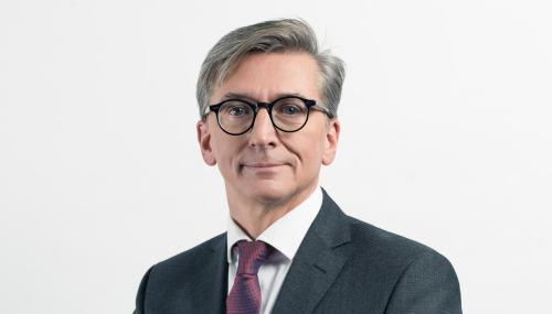 War früher in der Kämmerei der Stadt Dortmund aktiv und ist jetzt Finanzvorstand von DSW21: Jörg Jacoby.