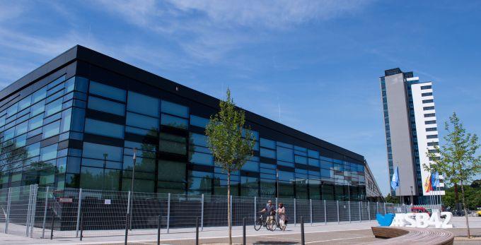 Das erweiterte WCCB-Konferenzzentrum