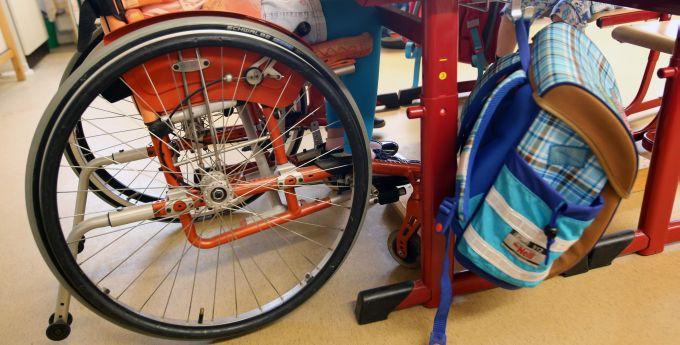 Inklusive Grundschule: Kinder mit und ohne Behinderung lernen gemeinsam