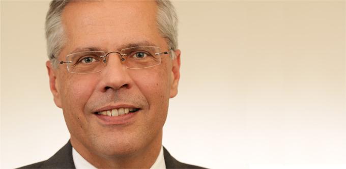 Frank Mühlbauer , Vorsitzender des Vorstands der WL Bank