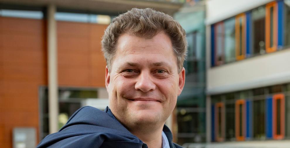 Kämmerer Thomas Schubert wird neuer Oberbürgermeister von Coswig.