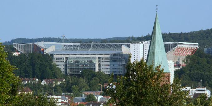 Kaiserslautern ist eine von vielen Städten, die auf einem hohen Altschuldenberg sitzen.