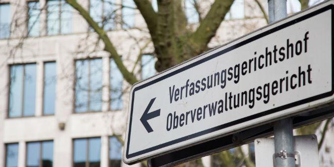 Der Verfassungsgerichtshof in Münster entscheidet über den Kommunal-Soli.