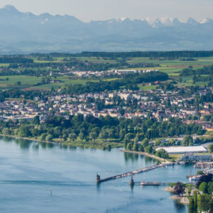 Hat jetzt auch eine Haushaltssperre verhängt: die Stadt Konstanz.