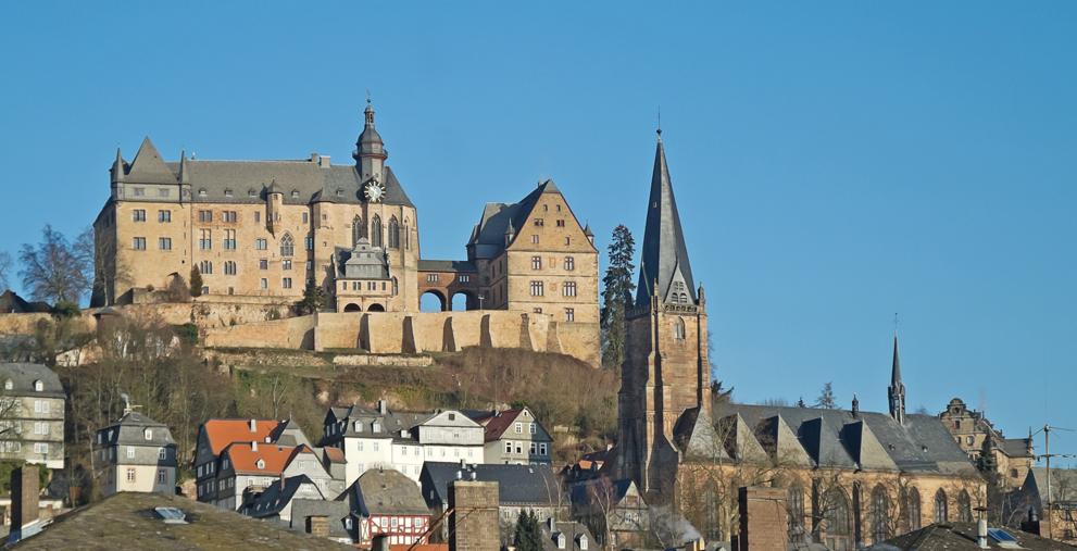 Will Gutscheine an die Bürger verteilen, um das örtliche Gewerbe in der Coronakrise zu fördern: Die Stadt Marburg.