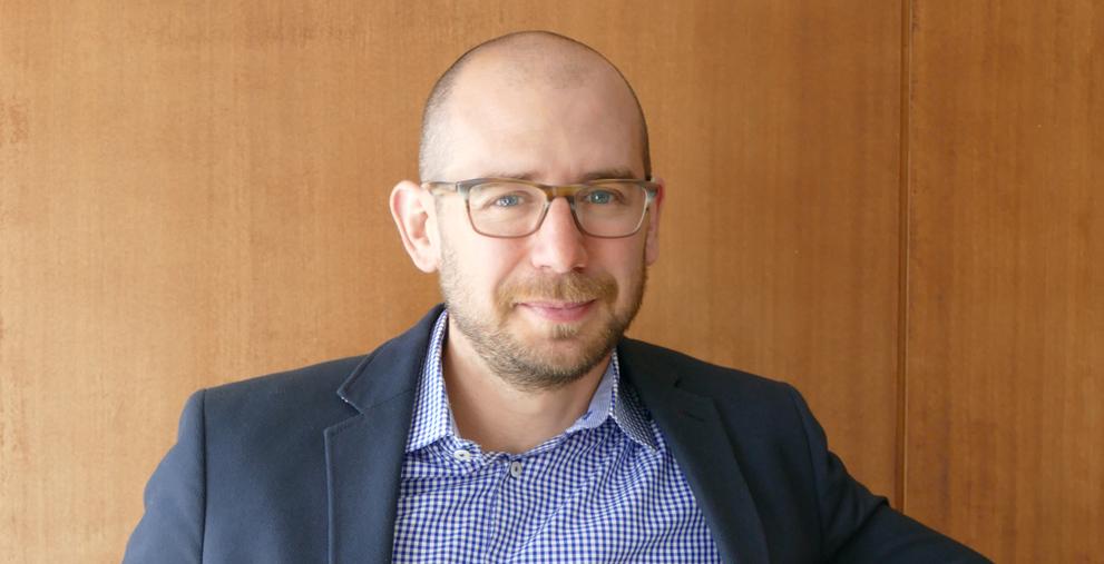 Markus Riedl wird neuer Amtsleiter der Kämmerei in Offenbach. Er folgt auf Winfried Ermert.