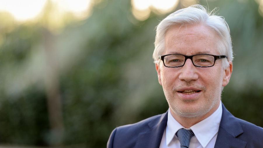 Frank Mendack, Kämmerer Mülheim an der Ruhr