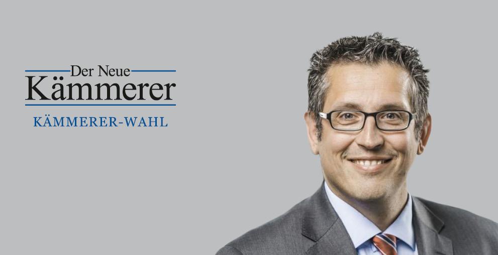Der Kämmerer der Stadt Kaarst, Stefan Meuser, hat sich an der Kämmerer-Wahl beteiligt.
