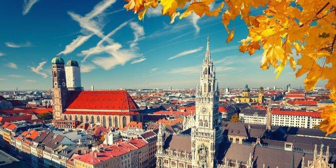 München bleibt Spitzenreiter im Städteranking des HWWI und der Berenberg Bank.