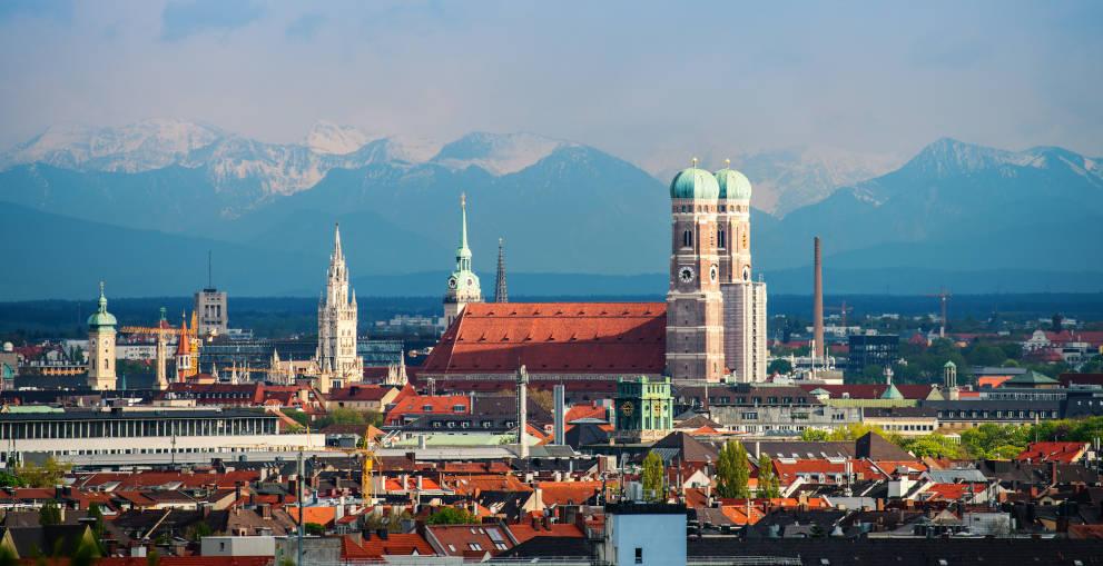 Rathaus in München