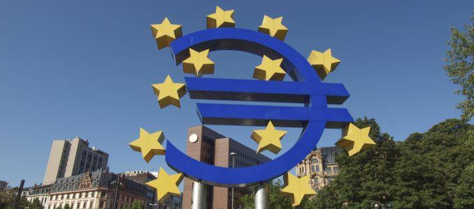 Verdrehte Zinspolitik im Euroraum: In den vergangenen Monaten sind Referenzzinssätze immer wieder in den negativen Bereich gerutscht.