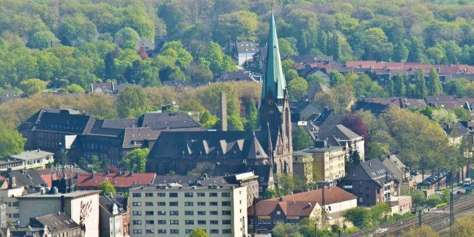 Oberhausen ist kein Einzelfall: Insbesondere in NRW sitzen viele Kommunen auf einem hohen Schuldenberg.