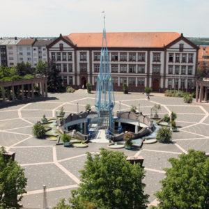 Die Stadt Pirmasens gehört zu den am höchsten verschuldeten Städten Deutschlands.