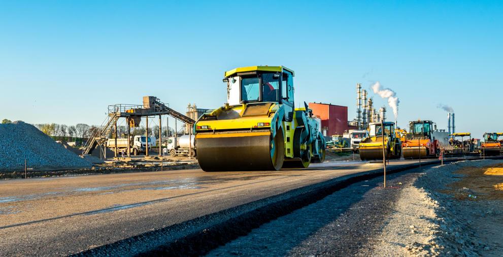 Der Freistaat Sachsen hat zu wenig Fördergeld für den kommunalen Straßenausbau.