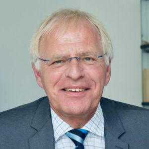 Reinhard Sager, Landrat des Kreises Ostholstein und Präsident des Deutschen Landkreistags.