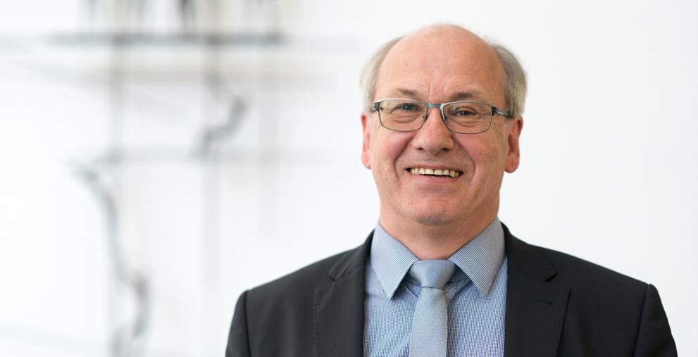 Verabschiedet sich nächstes Jahr in den Ruhestand: der Sigmaringer Finanzdezernent Franz-Josef Schnell.