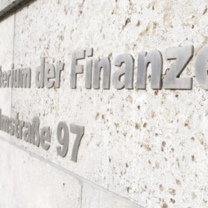 Arbeitet auch in der Coronakrise weiter an einer Altschuldenlösung: Das Bundesfinanzministerium.