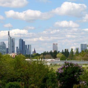 Hat mit dem Brexit an zusätzlicher Dynamik gewonnen: die Frankfurter Stadtentwicklung.