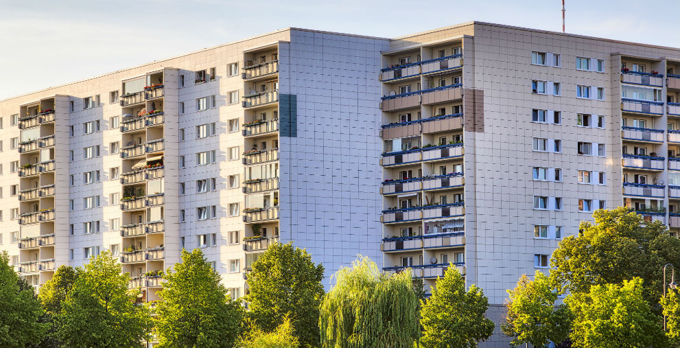 Der Bestand der geförderten Wohnungen ist in den vergangenen Jahren stark zurückgegangen.