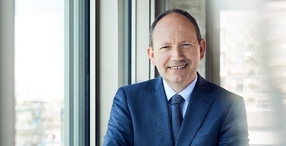 Wurde zum neuen Aufsichtsratsvorsitzenden der Rhein-Neckar-Verkehr GmbH gewählt: Christian Specht, Kämmerer und ÖPNV-Dezernent der Stadt Mannheim.