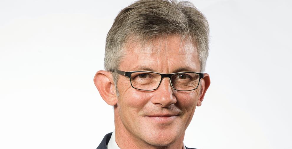 Wird Präsident des Deutschen Städte- und Gemeindebundes: Ralph Spiegler.