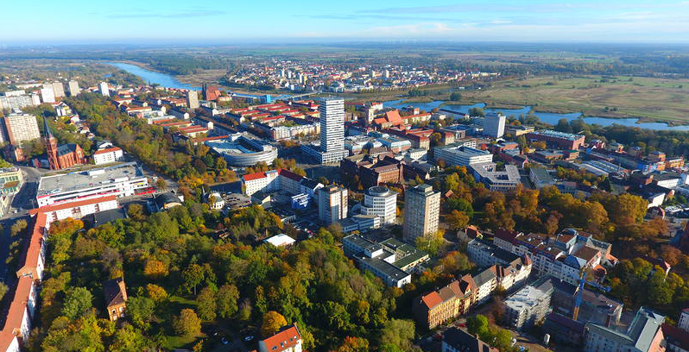Frankfurt an der Oder muss sparen: Alle Dezernate müssen unter der Haushaltsperre 5 Prozent weniger ausgeben als geplant.