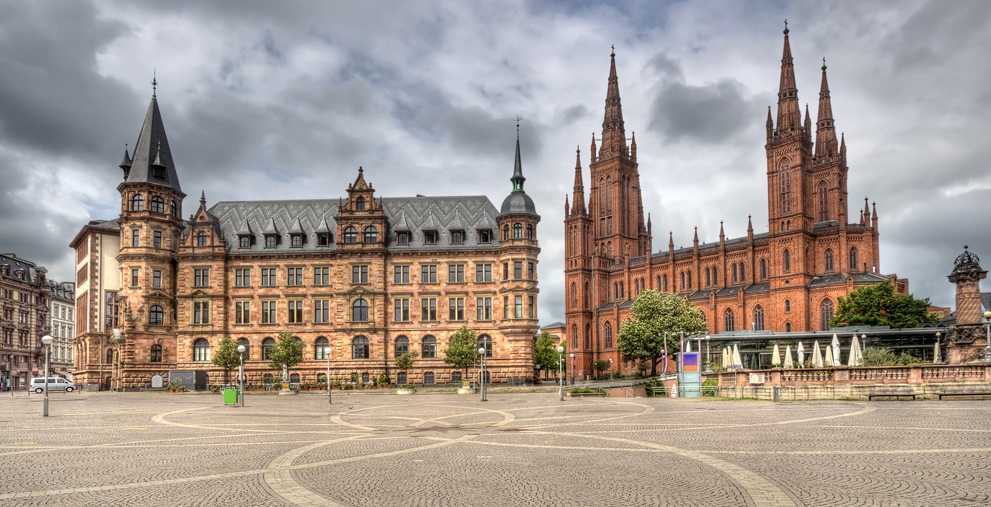In Wiesbaden braut sich etwas zusammen: der BdSt Hessen hat ein pessimistisches Stimmungsbild zur finanziellen Lage der hessischen Städte eingefangen.