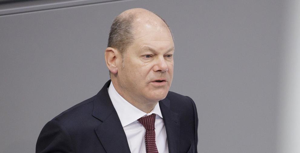 Bundesfinanzminister Olaf Scholz hat die Steuerschätzung inmitten der Coronakrise vorgelegt. Kämmerer und Kommunen hatten diese lange ersehnt.