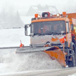 Der Winterdienst ist ein Bereich, in dem Kommunen oft zusammenarbeiten.