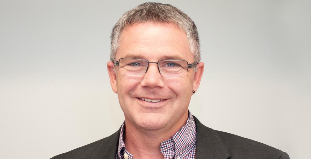 Andreas Bauer ist der neue Kämmerer der Stadt Wolfsburg.