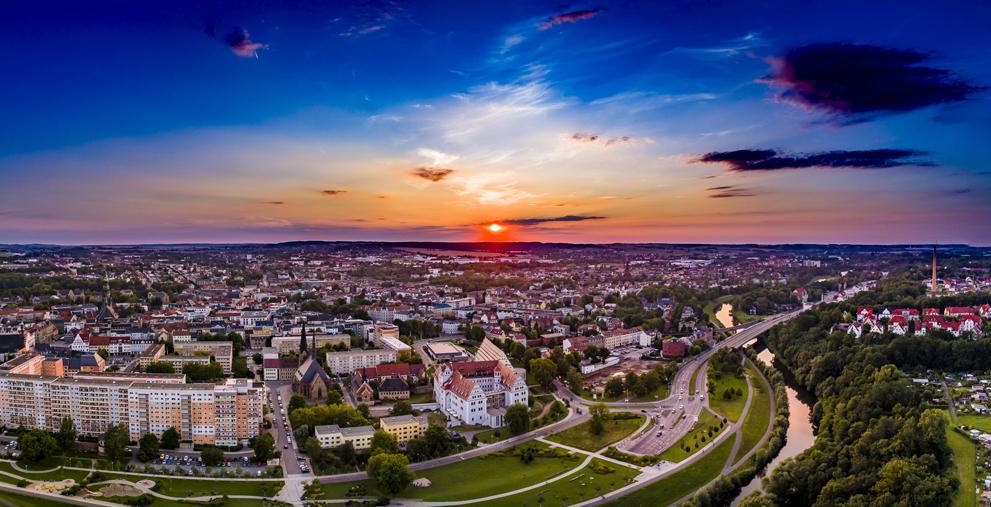 Beschränkt sich in der Coronakrise auf rechtlich und vertraglich verpflichtende Ausgaben: Die Stadt Zwickau.