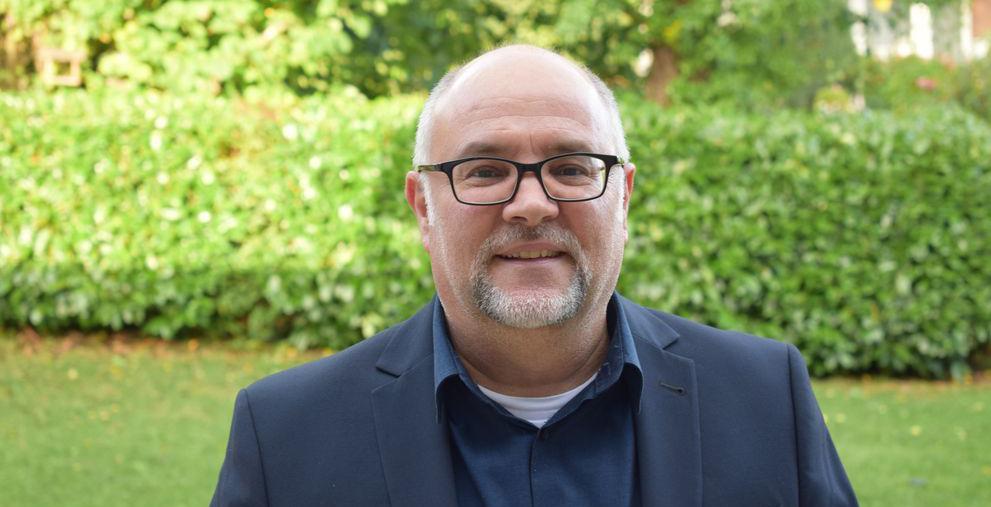 Ralf Glantschnig ist neuer Kämmerer der Stadt Stolberg.