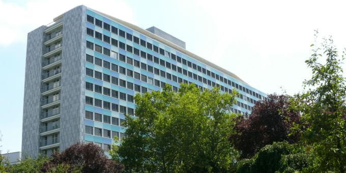 Das Statistische Bundesamt in Wiesbaden
