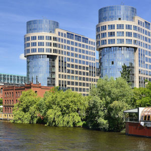 Gewobag-Dienstgebäude in Berlin