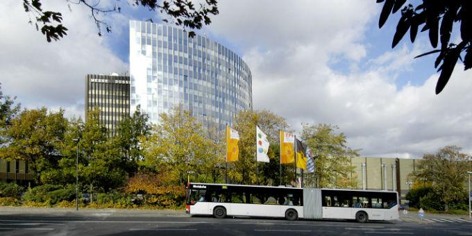 Im Streit um die Ausschüttungen der Messe Düsseldorf hat OB Geisel sich durchgesetzt.