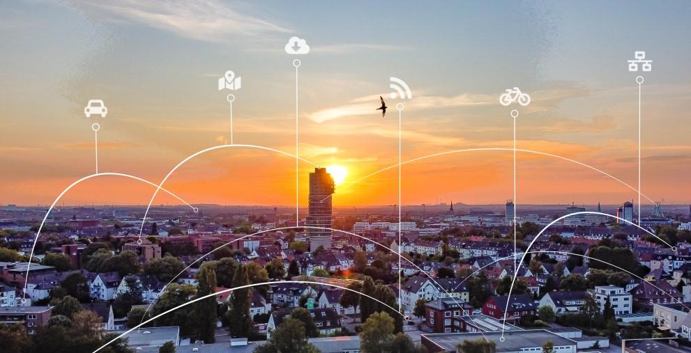 Richtet eine Smart-City Innovation Unit ein: die Stadt Bochum.