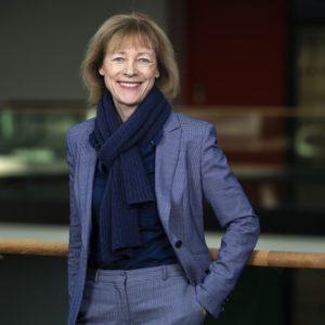 Karin Welge ist Oberbürgermeisterin der Stadt Gelsenkirchen.