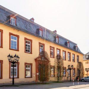 Vom Rathaus der Stadt Bad Kreuznach wird der neue Kämmerer Thomas Blechschmidt über die Finanzen der Kurstadt wachen.