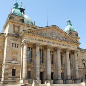 Hat die Nichtzulassungsbeschwerde des Landes Rheinland-Pfalz abgewiesen: das Bundesverwaltungsgericht in Leipzig.