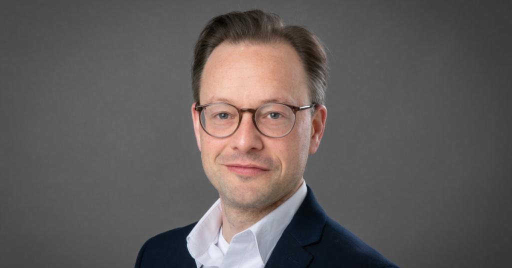 Sven Haarhaus ist der neue Stadtkämmerer von Lüdenscheid.